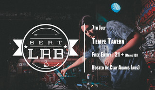 [Hip Hop Night] The BeatLab @ Tempe Tavern