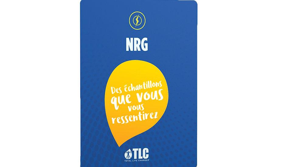 Echantillons NRG