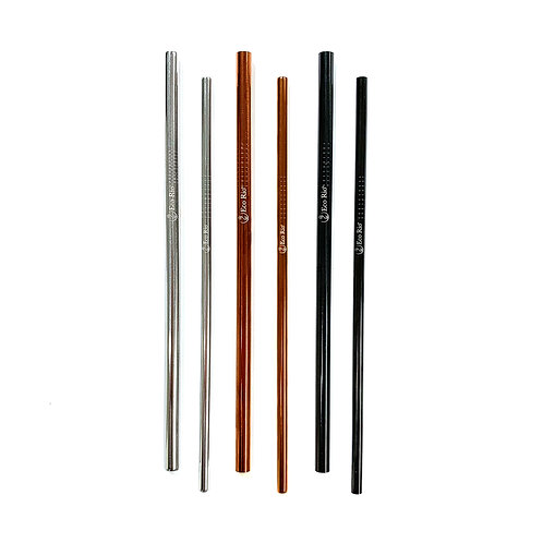 Stainless Steel Straw | Straight