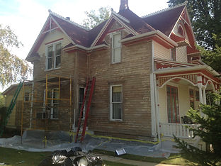Lead Paint Abatement South Dakota Huron Pyle House