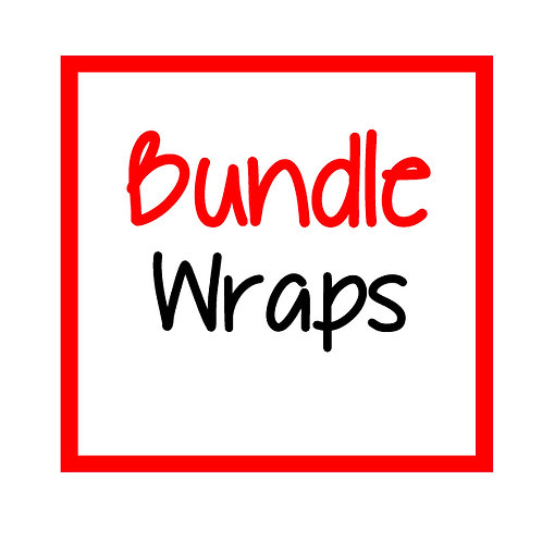 Reprint Bundle Wraps