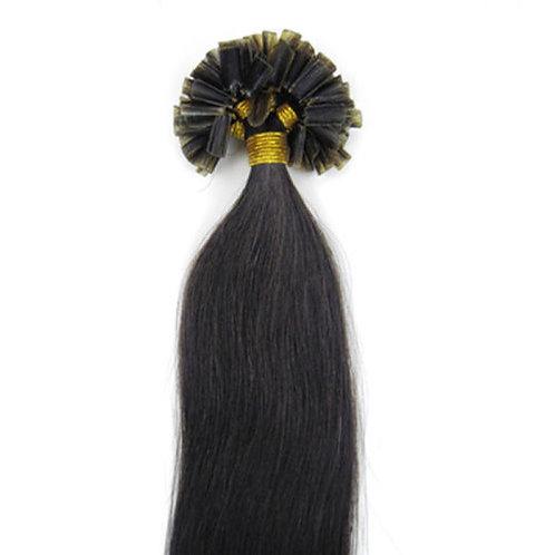 1B U-Tip Human Hair Extensions
