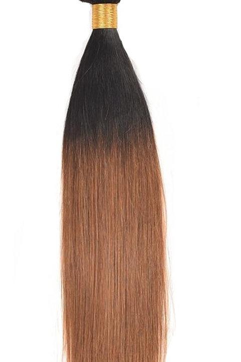 1B/27 Ombre Straight Virgin Hair