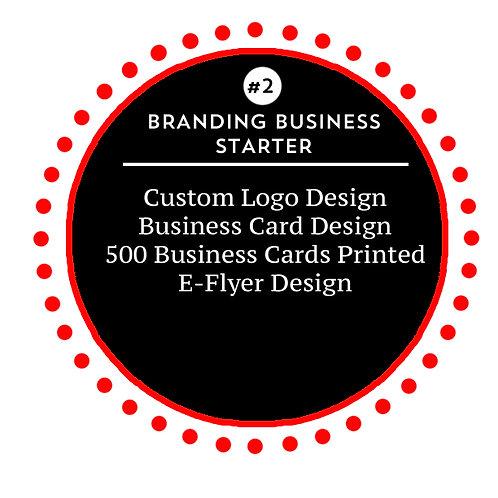 Business Branding Starter Package 2