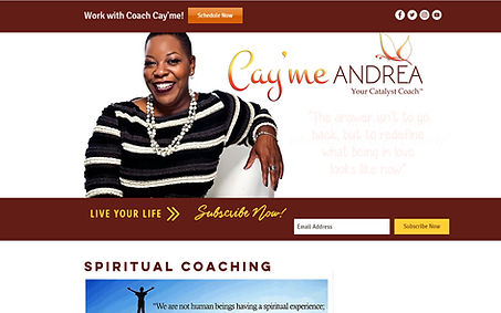 Cayme Andrea created by iZiggy Promotions