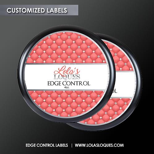Edge Control Labels