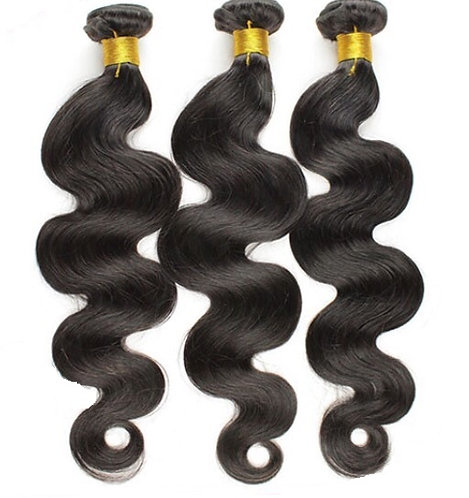 Body Wave:  Bundles w/Closure