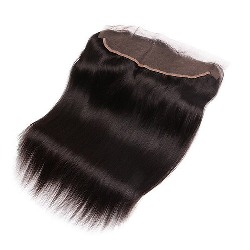 Silky Straight Virgin Hair Frontal