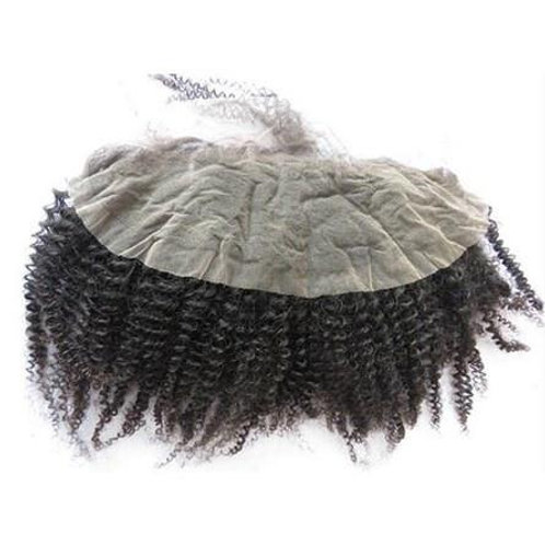 Afro Kinky Curly Frontal