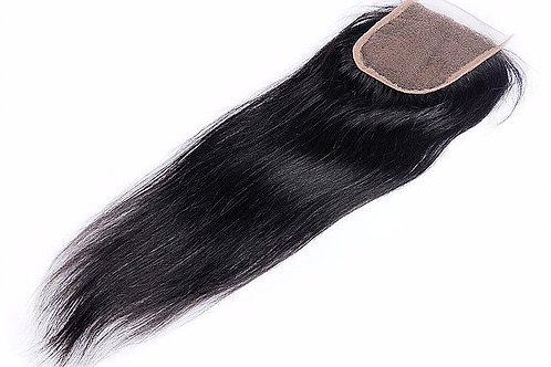 Glam Xpression Hair Collection Straight Lace Closure