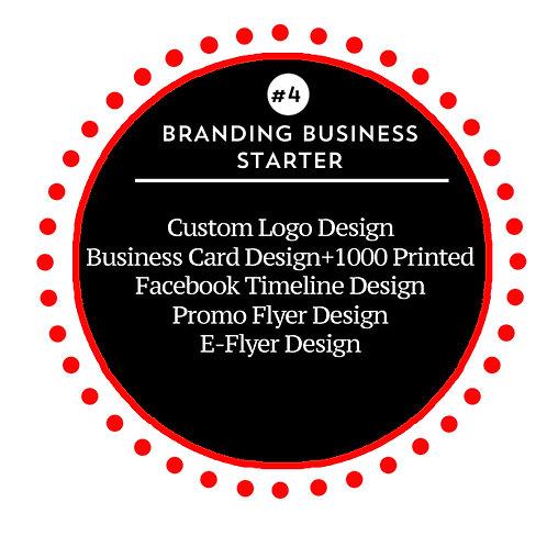 Business Branding Starter Package 4