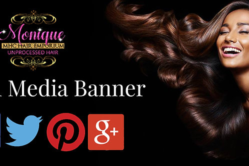 Social Media Timeline Banners by iZiggy Promotions