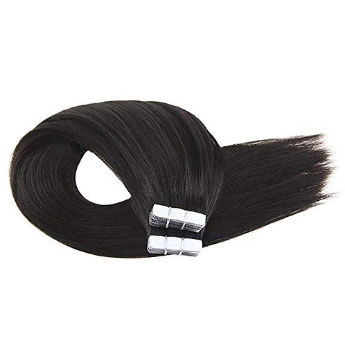 1B Tape-In Hair Extensions