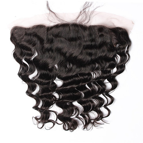 Loose Wave Virgin Hair Frontal