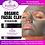 M&H Wholesale Organic Facial Clay with Dead Sea Mud