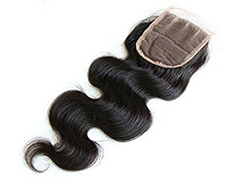Glam Xpression Hair Collection Body Wave Lace Closure