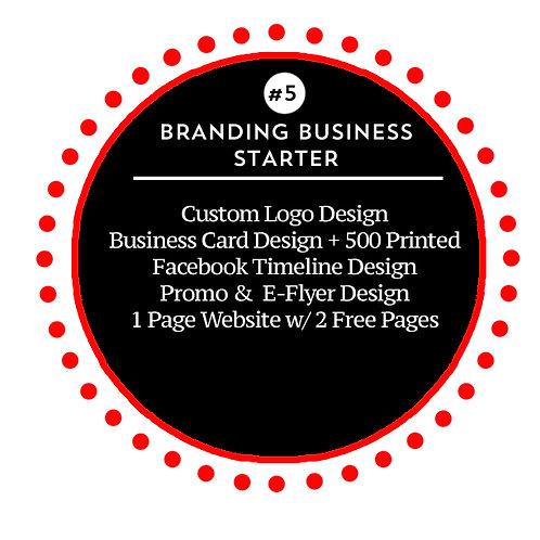 Business Branding Starter Package 5