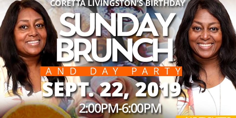 Sunday Brunch & Day Party
