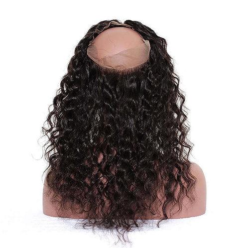 Milan's Hair Box Natural Wave 360 Frontal
