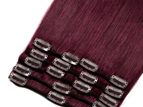 #99J Clip-In Hair Extension