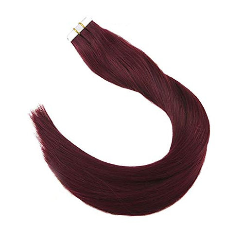 #99J Tape-In Hair Extensions