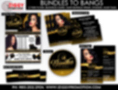 Bundles to Bangz created by iZiggy Promotions