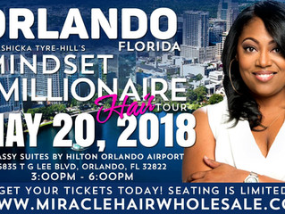 We are in Orlando!