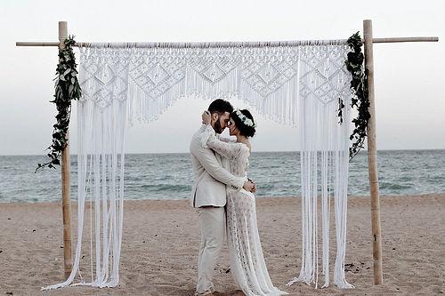 Location décoration mariage bohème AMBIA