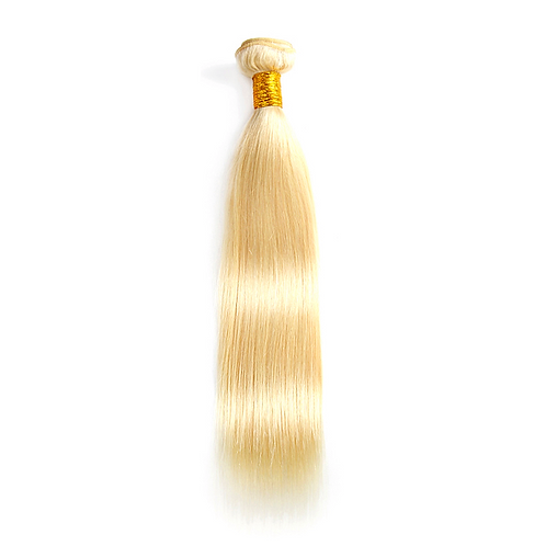 Silky Straight Blonde 613 Hair Extension