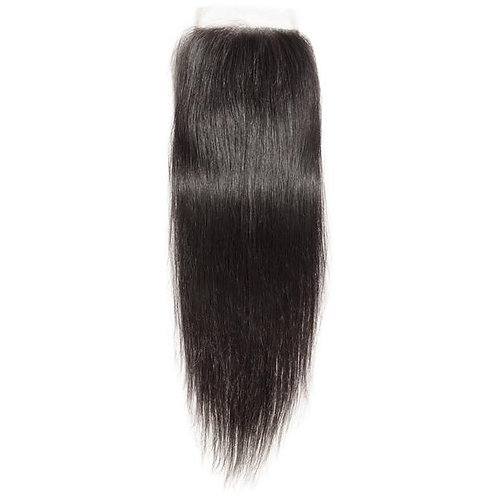 Silky Straight Virgin Hair Closure