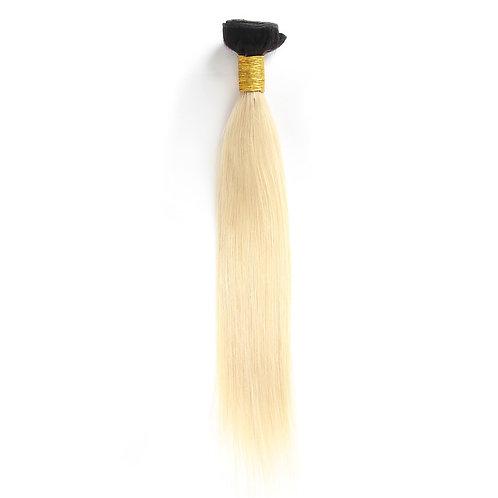 1B/613 Ombre Silky Straight Virgin Hair