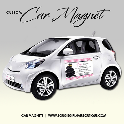Car Magnets (2 per order)