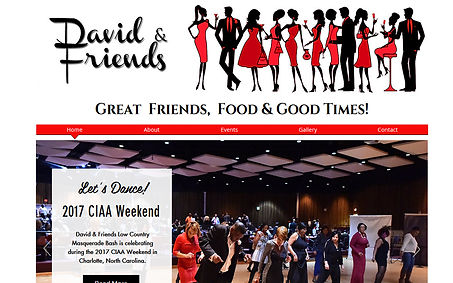 David and Friends crated by iZiggy Promotions