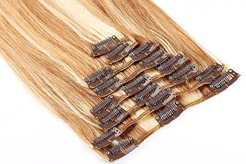 Ombre 18/613 Clip-In Hair Extension