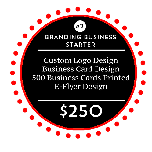 Business Branding Starter Package 2 by iZiggy Promotions