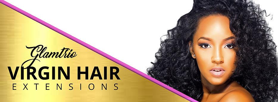 Glamtrio Virgin Hair Extensions