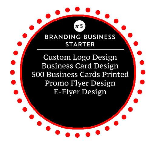 Business Branding Starter Package 3