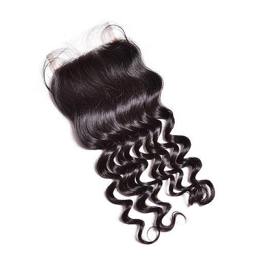 Loose Wave Virgin Hair Closure