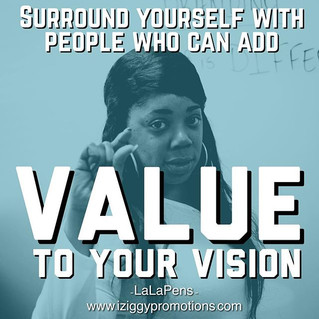 Who Values Your Vision