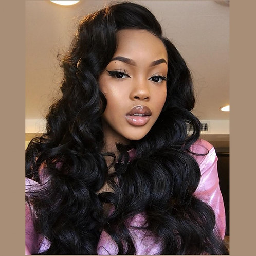 9A Kenya 14inch Lace Front  Bodywave Wig