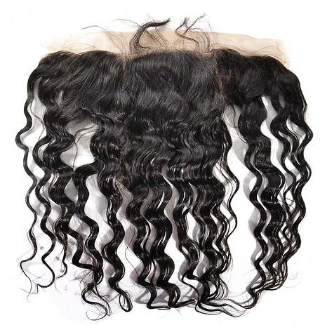 Bohemian Curl Frontal