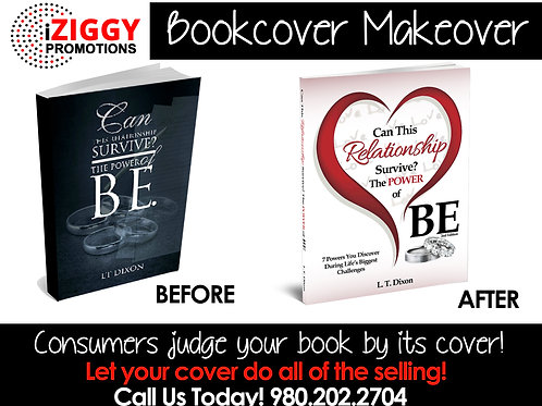 Book Covers by iZiggy Promotions