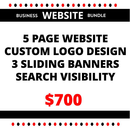 Business Website Bundle 2 by iZiggy Promotions