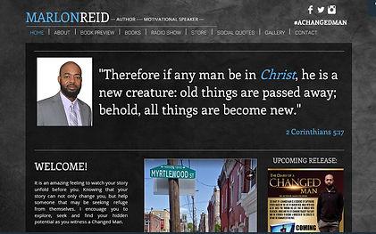 Marlon Reid created by iZiggy Promotions