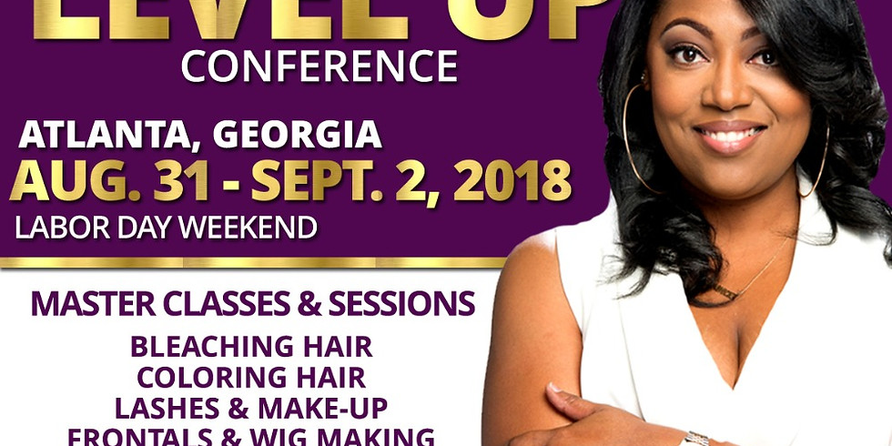 You Be the Boss Level Up Conference