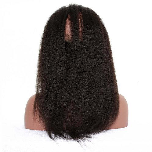 Milan's Hair Box Kinky Straight 360 Frontal