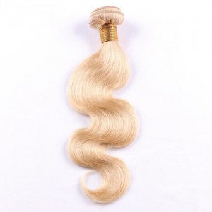 9A Virgin 613 Blonde Body Wave Hair