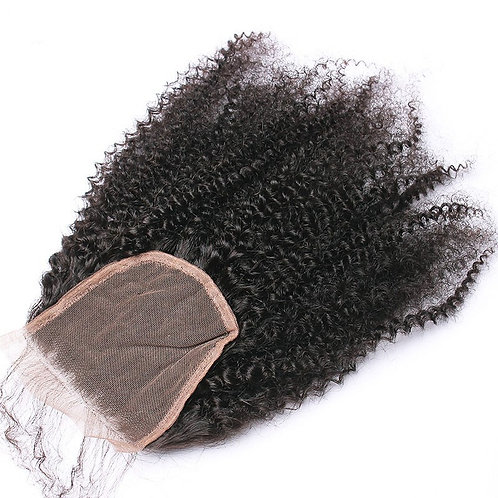 Afro Curly Closure
