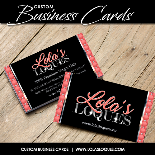 Customized Business Cards