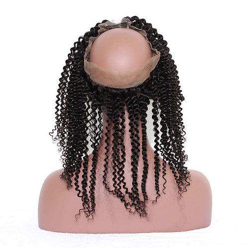 Milan's Hair Box Kinky Curly 360 Frontal
